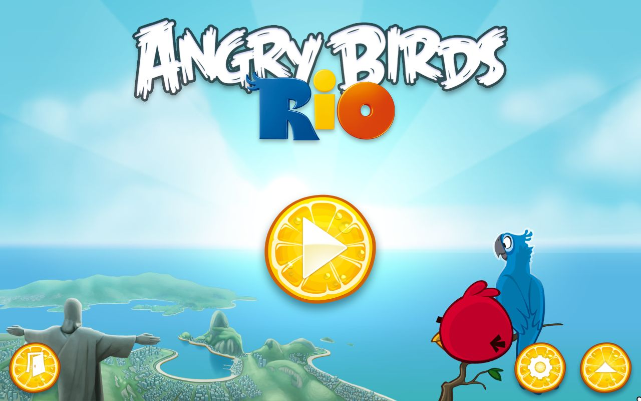 Angry Bird Rio 2 Game Download For Android - abcaw